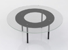Capri Contemporary Coffee table