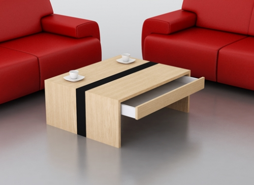 Jura coffee table