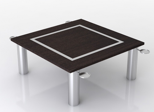 President designer coffee table