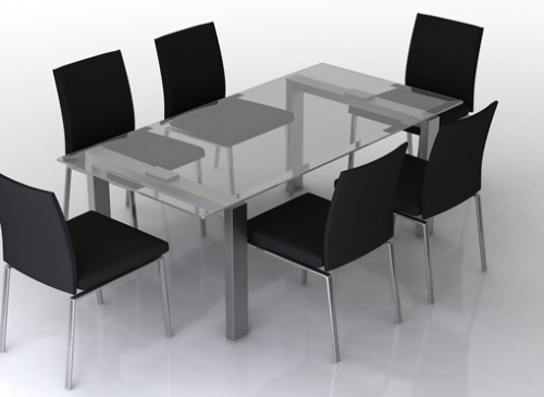 Atlantic designer dining table