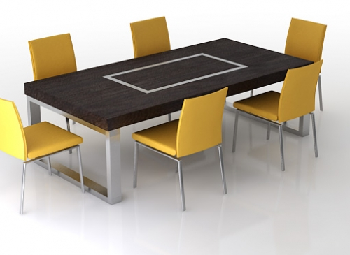 Coruna designer dining table