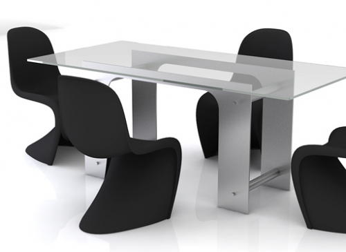 Verve dining room table uk