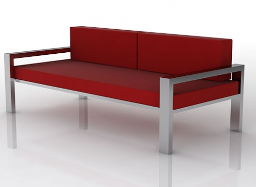 Lix Outdoor Sofa System Designer Uk