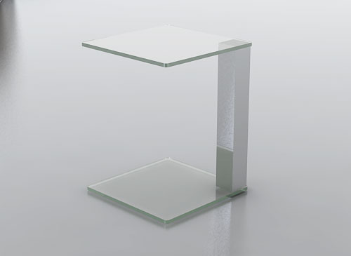 Athena table designer side table