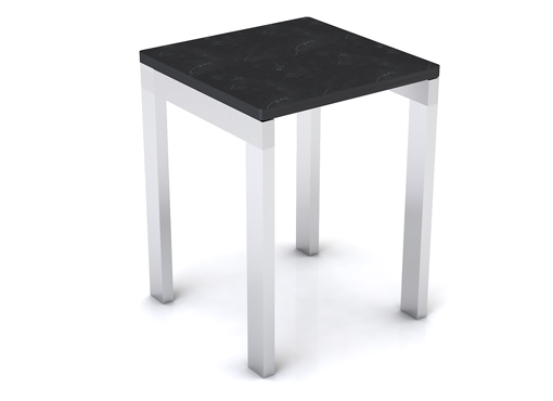 Savana marble top designer side table